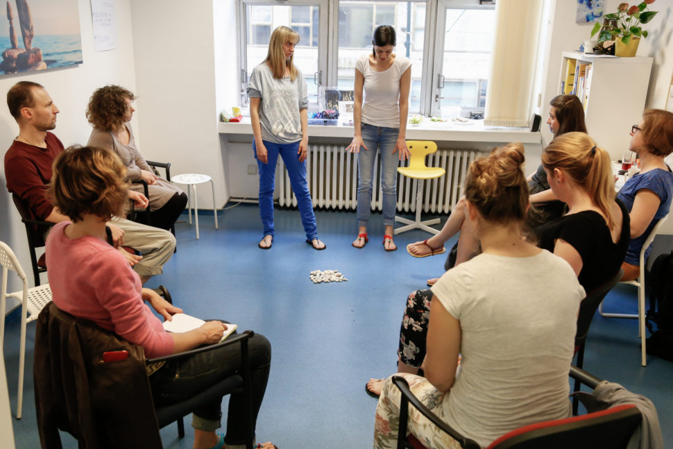 Happy Sandals Fyzio workshop pro zdravá chodidla