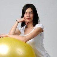 Fyzioterapeutka Daniela Doubravová