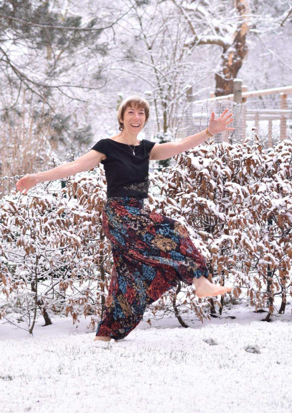 Vladana Botlíková - Zdravé nohy 06