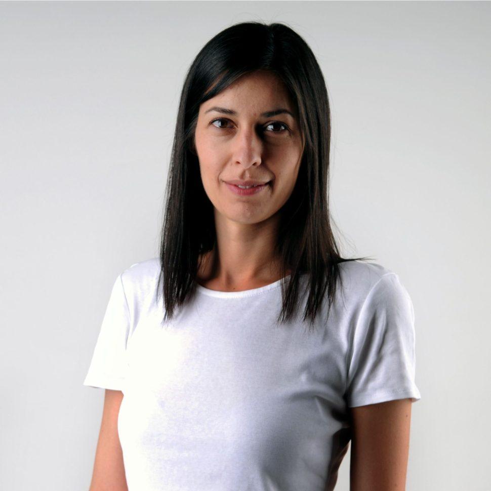 Daniela Doubravová fyzioterapeutka Fyziomotion Praha