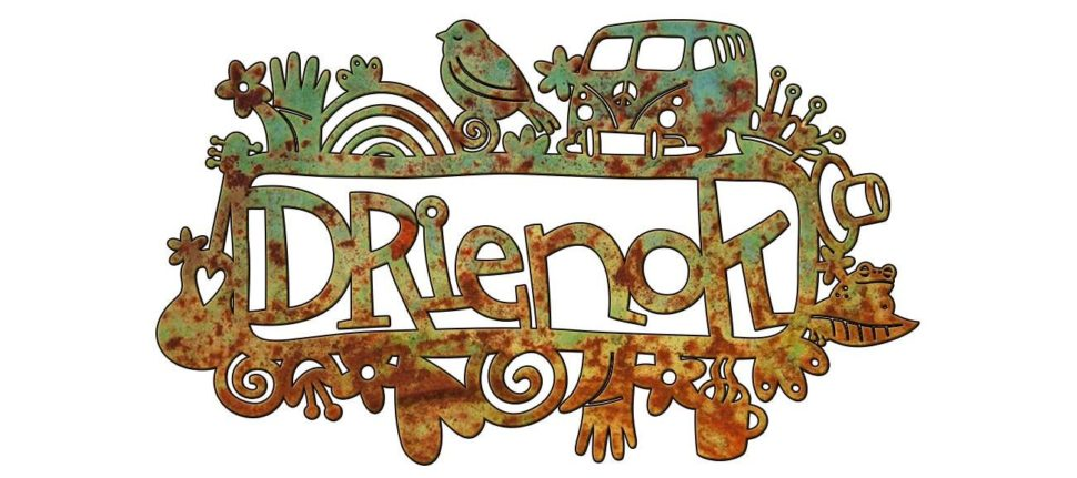 Drienok logo