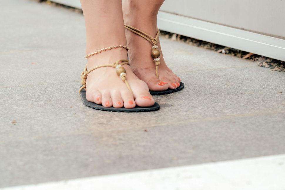 My Happy Sandals ženská elegance
