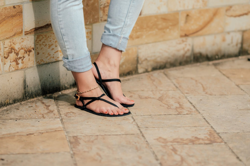 Happy Sandals lifestyle vSimply Minimal dámské
