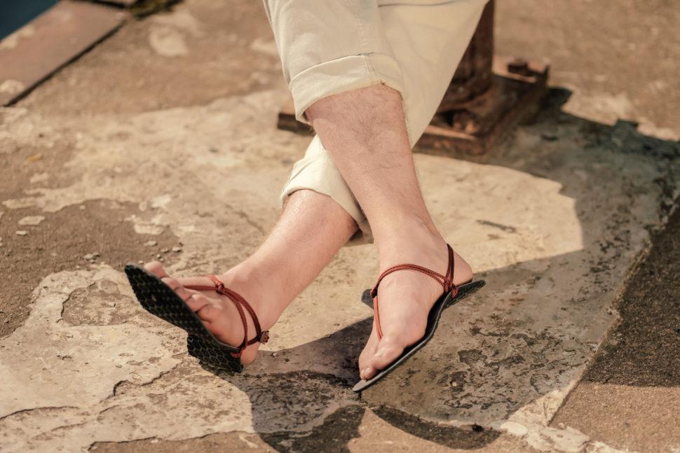 Happy Sandals lifestyle vSummer Walks pánské
