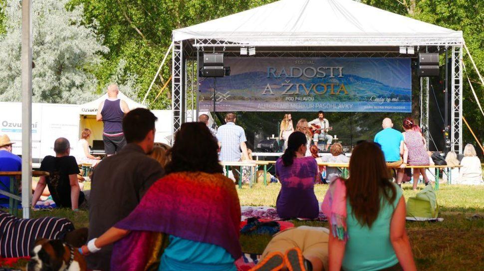 happysandals workshop nafestivalu radosti aživota pod pálavou 2018