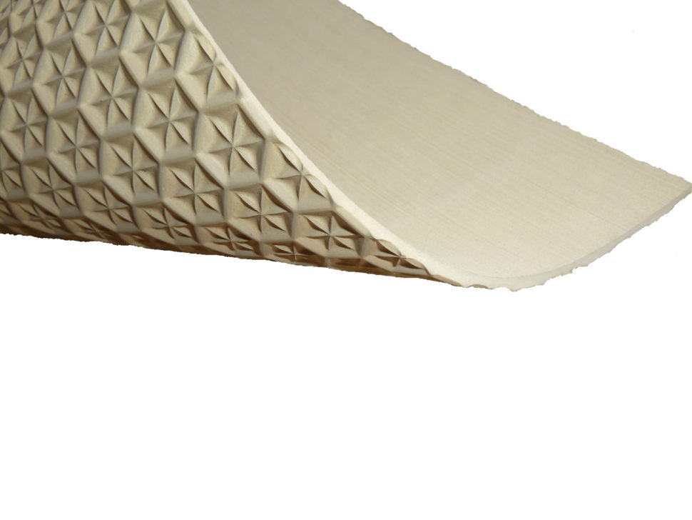 podrážka pro barefoot sandály basic set 4mm béžová