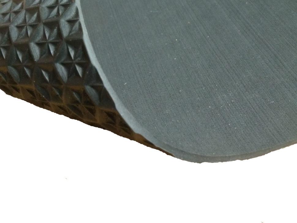 podrážka pro barefoot sandály basic set 4mm černá