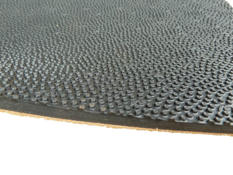 podrážka pro barefoot sandály comfort set leather 7 mm hnědá