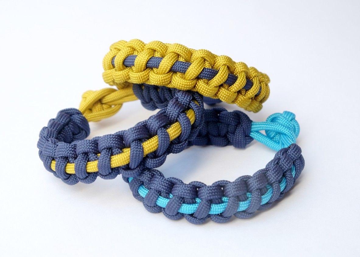 Kolekce náramků Navy Blue