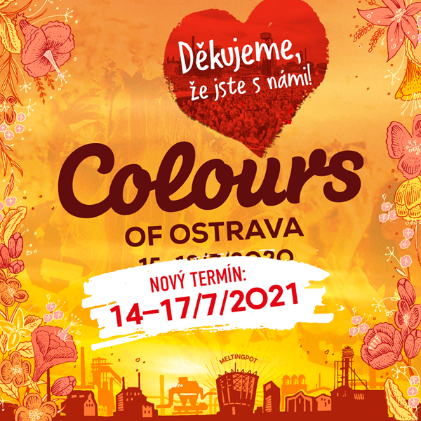 Festival Colours of Ostrava 2021